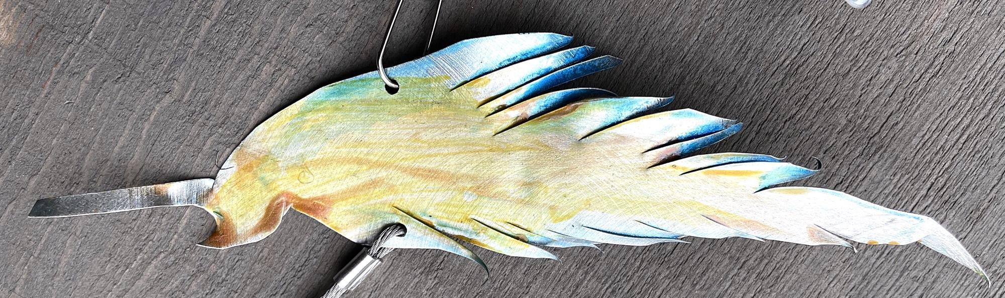 Songbird Deflector